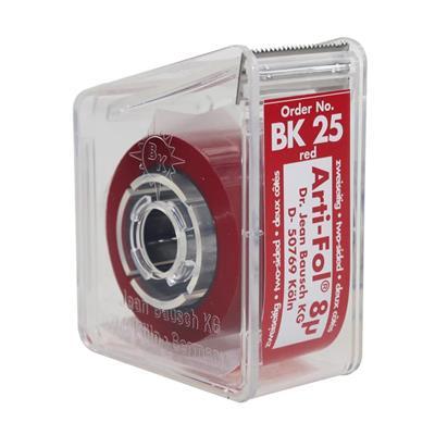 BK 25 ARTI-FOL 8μ (Red)